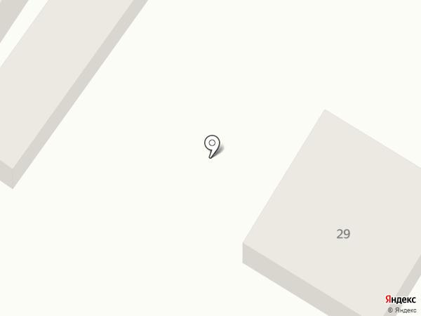 Фордевинд Геленджик на карте Геленджика