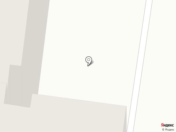ЭКО квадрат на карте Быково