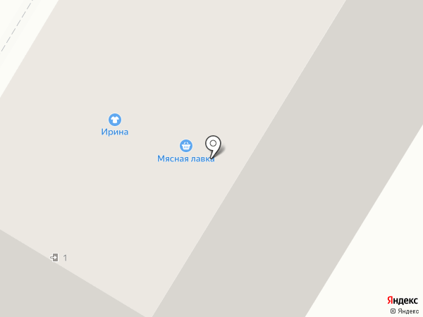 Тит на карте Жуковского