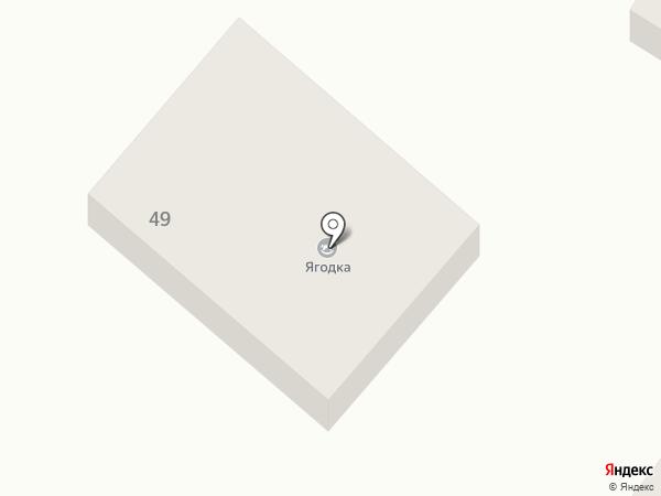 Детский сад №33 на карте Геленджика