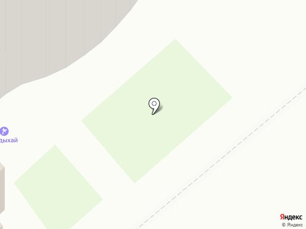 Магазин рижского трикотажа на карте Жуковского