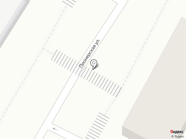 Divin на карте Геленджика