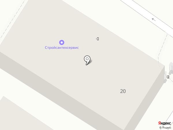 Фабрика Мебели на карте Геленджика