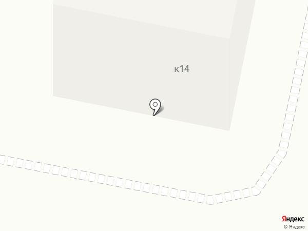 Анискино на карте Анискино