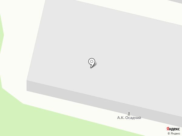 Брандмауэр на карте Узловой