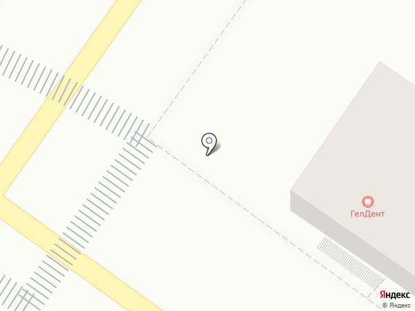 Новый мир на карте Геленджика