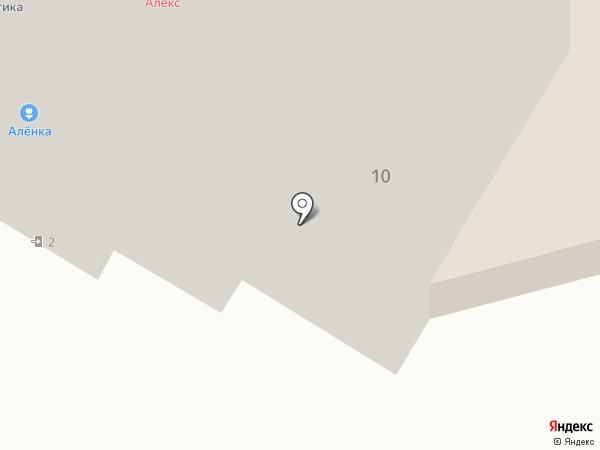 Диана на карте Жуковского