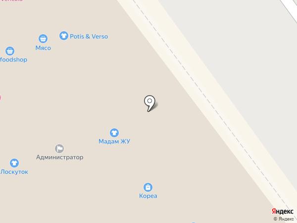 Kristi на карте Жуковского