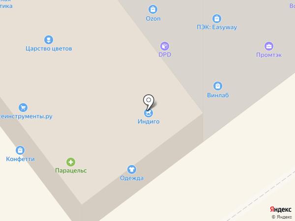 Aleks print на карте Жуковского