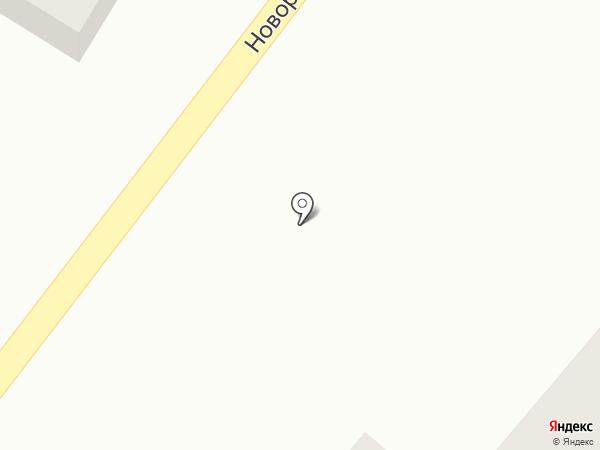 Зевс на карте Геленджика