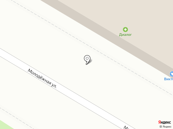 Магазин сумок на карте Жуковского
