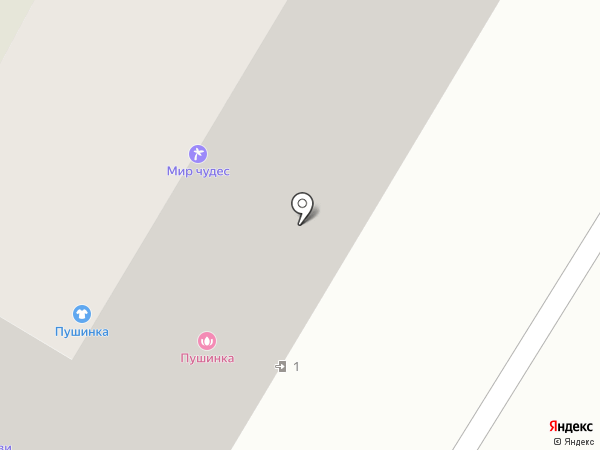 ХЭЛП на карте Жуковского