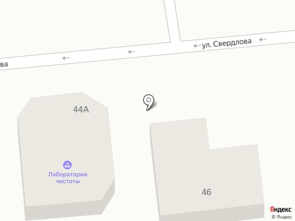 Альфа Риэлт на карте Геленджика