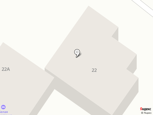 На Нахимова на карте Геленджика