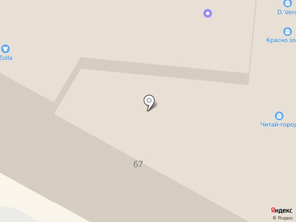 Саквояж на карте Жуковского