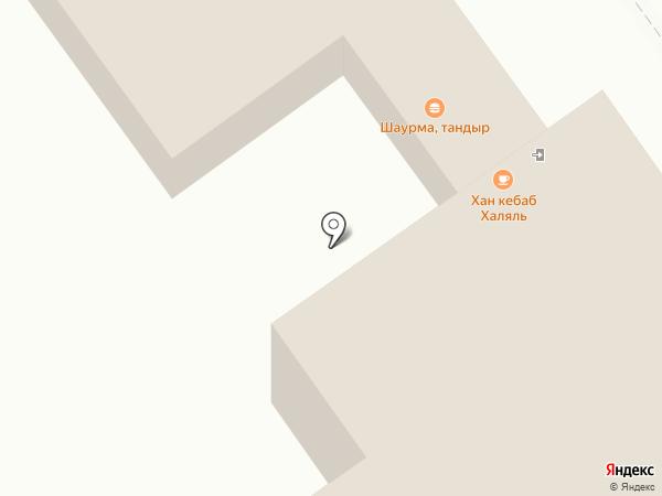 На Набережной на карте Жуковского