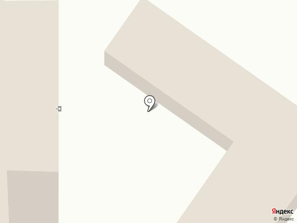 Киоск по продаже пончиков на карте Геленджика
