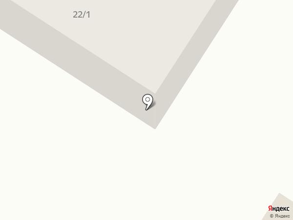 Почтовое отделение №140120 на карте Ильинского