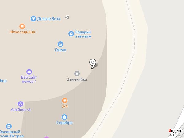 Магазин женского нижнего белья на карте Жуковского