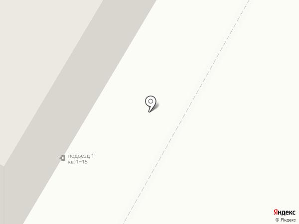 Луч-4, ЖСК на карте Жуковского