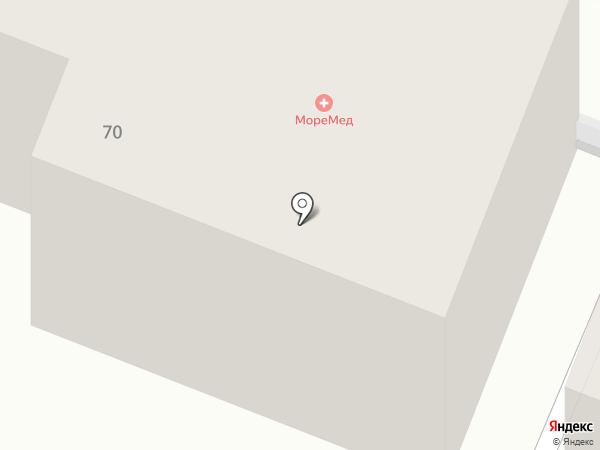 KDL на карте Геленджика