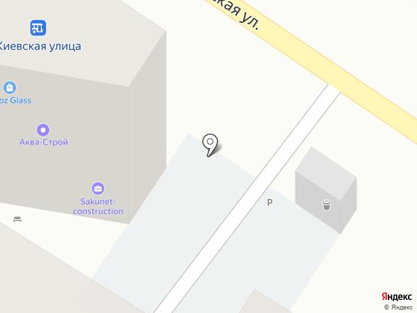 Натяжной потол`ОК на карте Геленджика