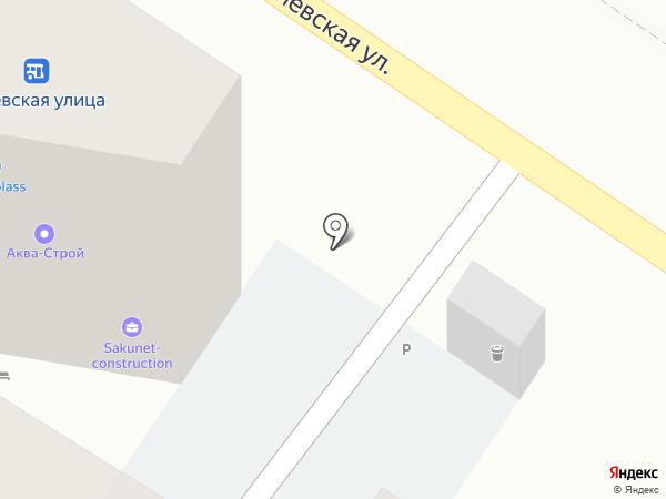 ELROZ GLASS на карте Геленджика