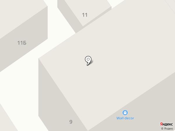 ЭЛИТА на карте Геленджика