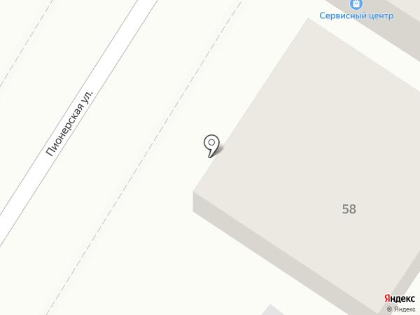 Диваноff на карте Геленджика