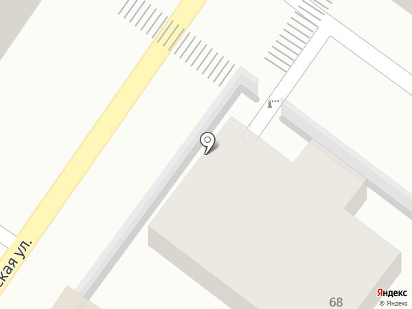Мир света на карте Геленджика