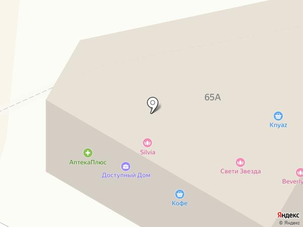 Магазин кондитерских изделий на карте Жуковского