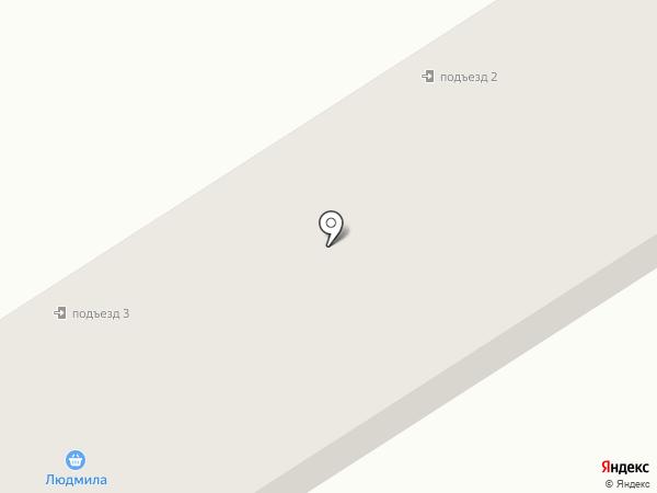 Визит на карте Ханжёнково-Северного