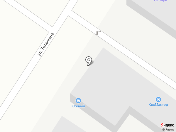 ГеленджикТоргТехника на карте Геленджика