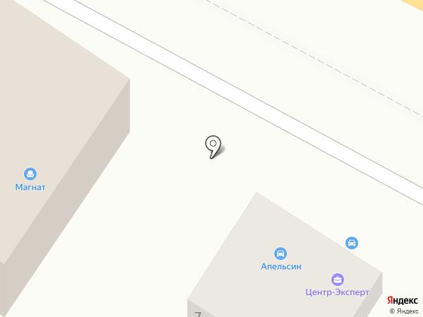Центр-Эксперт на карте Геленджика