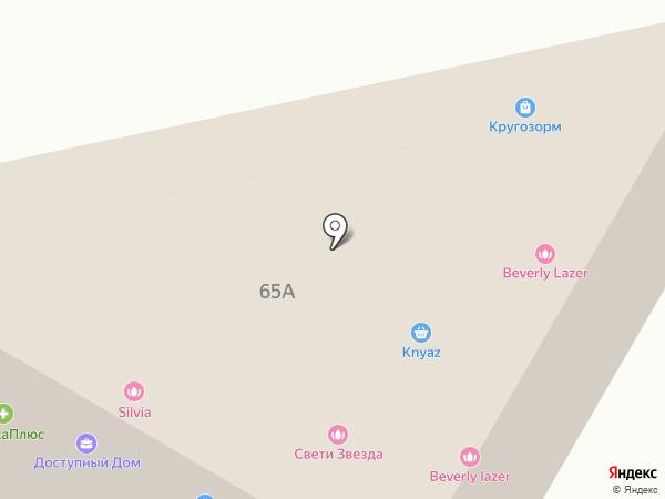 Cool Coffee на карте Жуковского