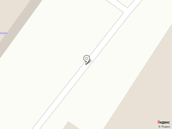 Риган на карте Геленджика