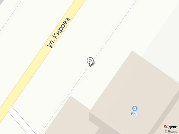КРП Империал на карте Геленджика