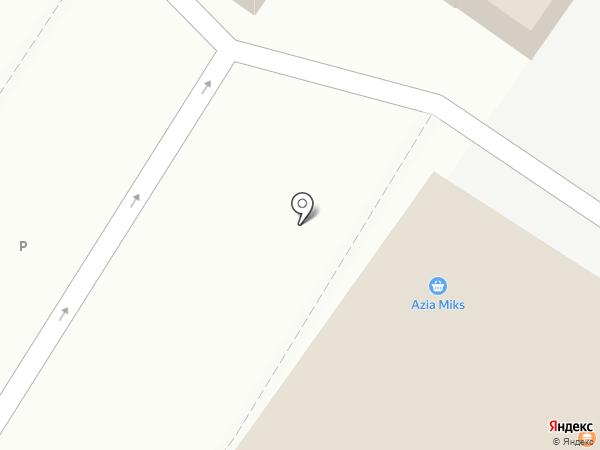 Чебуречная на карте Геленджика