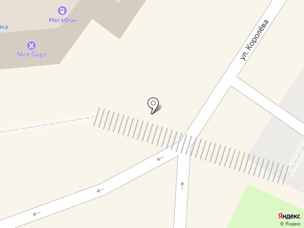 Магазин цветов на карте Жуковского