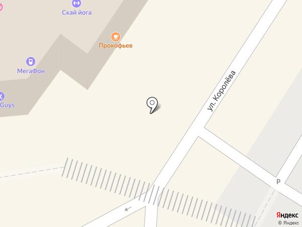 ГорЗдрав на карте Жуковского