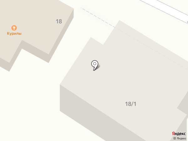 Мак на карте Геленджика