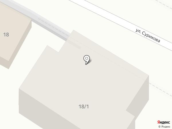 Курилы на карте Геленджика