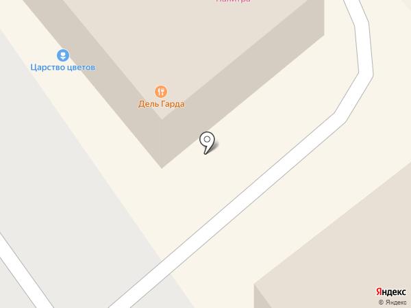 Автокомплекс на карте Жуковского