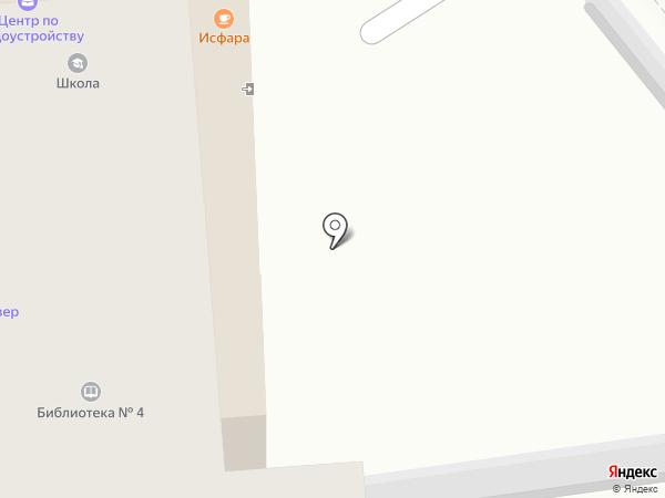 Аарон на карте Жуковского