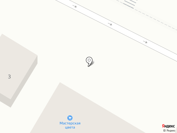 ШАД на карте Геленджика