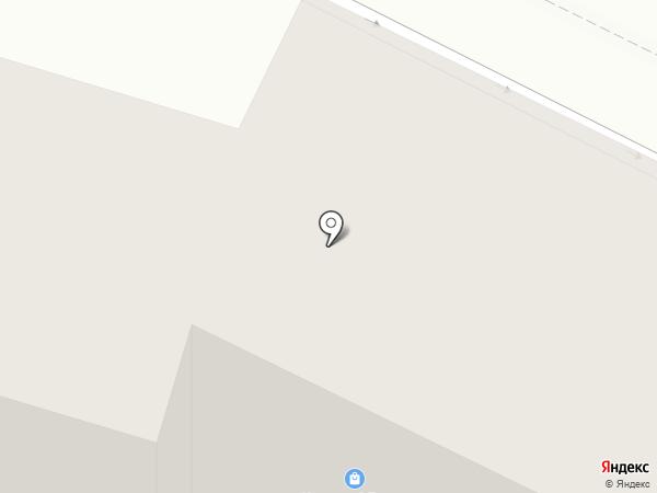 Пятёрочка на карте Геленджика