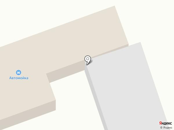 Мега на карте Анискино
