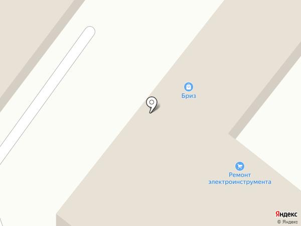 Магазин электроинструмента на карте Геленджика