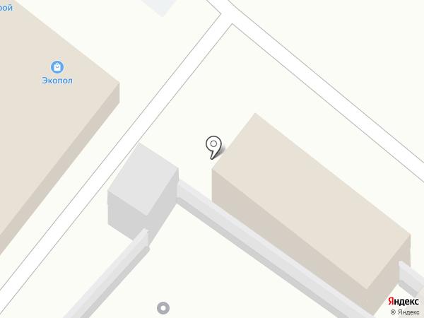 Садовод на карте Геленджика