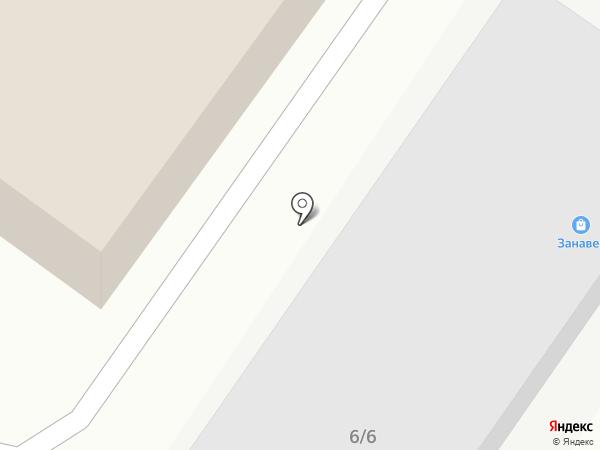 Веломашины на карте Геленджика